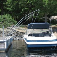Dockmate Deluxe Mooring Whips 12'