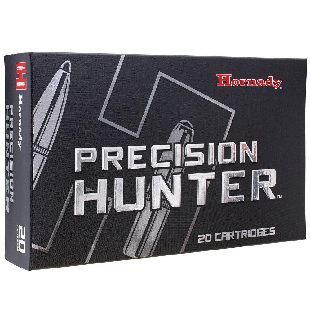 Hornady Precision Hunter Rifle Ammunition, 7mm Rem Mag, 162-gr , ELD-X