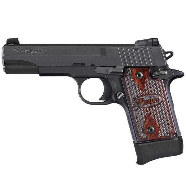 SIG Sauer P938-22 Rosewood Target Handgun