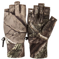 9b006922fdf93 Huntworth Men's Half-Finger Liner Glove, Hidd'n Camo