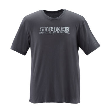 Striker Men's Distressed Short-Sleeve Tee
