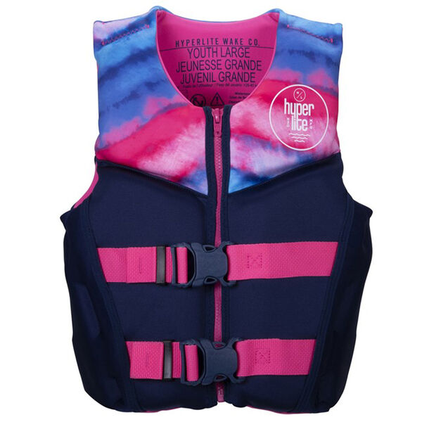 Hyperlite Girl's Youth INDY - CGA Vest