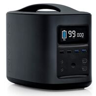 EcoFlow Tech RIVER Mobile Power Station, Black