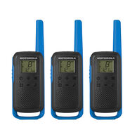 Motorola Solutions TALKABOUT T270TP Two-Way Radios, 25-Mile