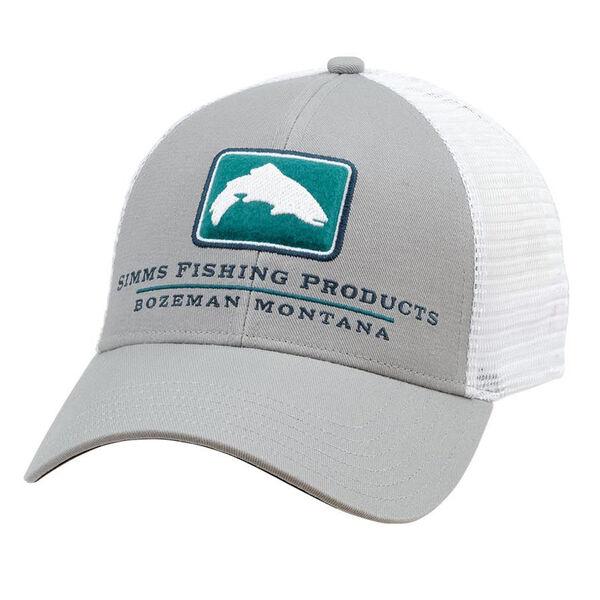 Simms Men's Trout Icon Trucker Hat