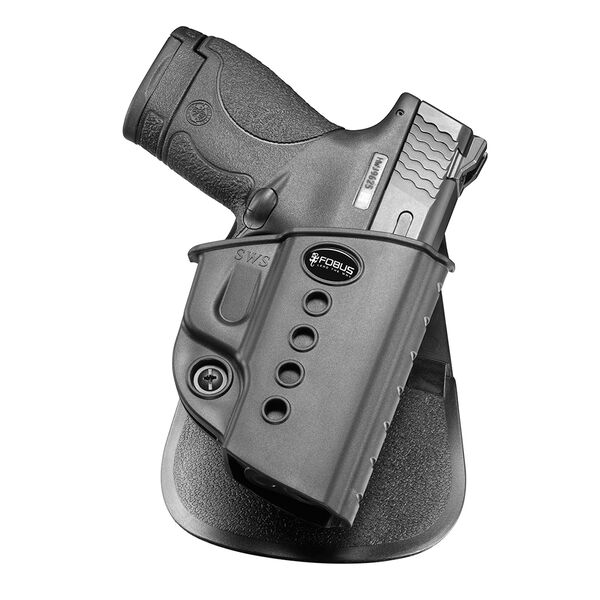Fobus Evolution Paddle Holster, RH, CZ P-06, S&W M&P/SD