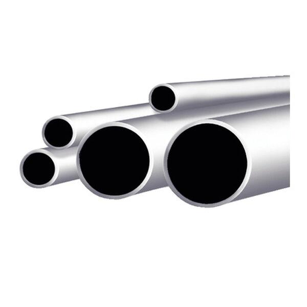 "Taco B-Lite Aluminum Round Tubing, 12'L x 7/8""W"