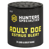 Hunters Specialties Adult Doe Estrus Bleat Deer Call