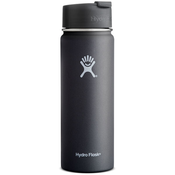 Hydro Flask 20-Oz. Vacuum-Insulated Wide Mouth Coffee Mug with Flip Lid