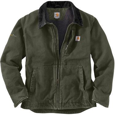 Carhartt Men's Full Swing Armstrong Sherpa-Lined Jacket