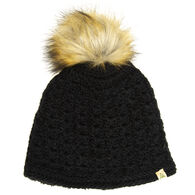 154a8cab0e3 Ultimate Terrain Women s The Lacey Pom Beanie