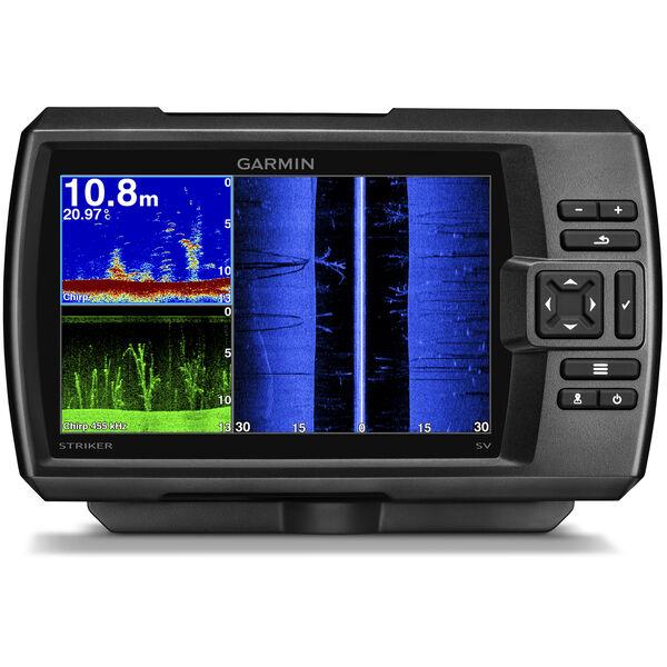 Garmin Striker 7sv CHIRP GPS Fishfinder