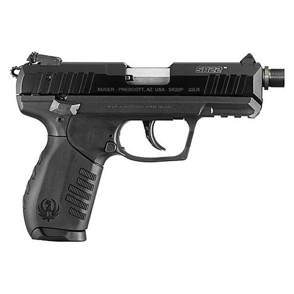 Ruger SR22 TB Handgun
