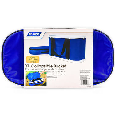 Camco Extra Large Collapsible Bucket