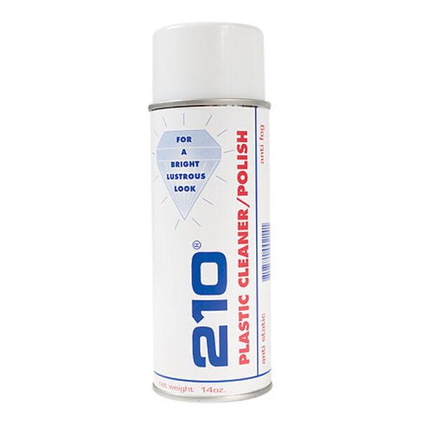 210 Plastic Cleaner/Polish, 14 oz.