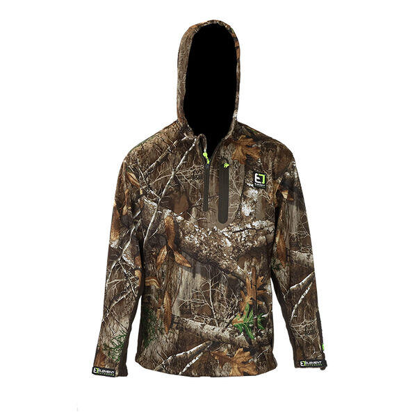 Element Outdoors Men's Prime Series Quarter Zip Jacket