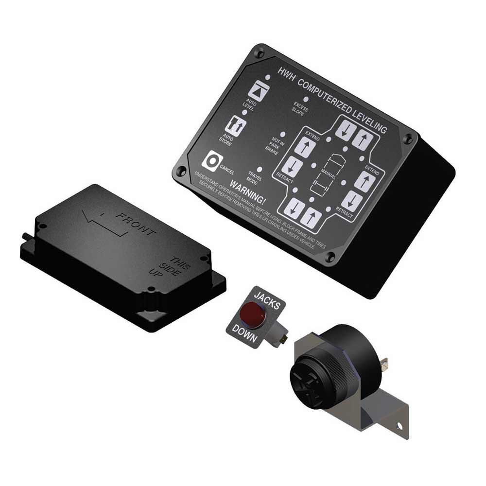 HWH Leveling System 725 for Sprinter 3500 Class B Motorhomes