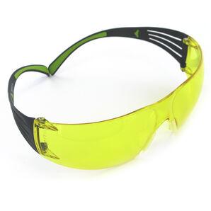 Peltor SecureFit 400 Shooting Glasses, Amber