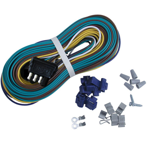 Optronics Trailer Wiring Harness With Hardware Kit