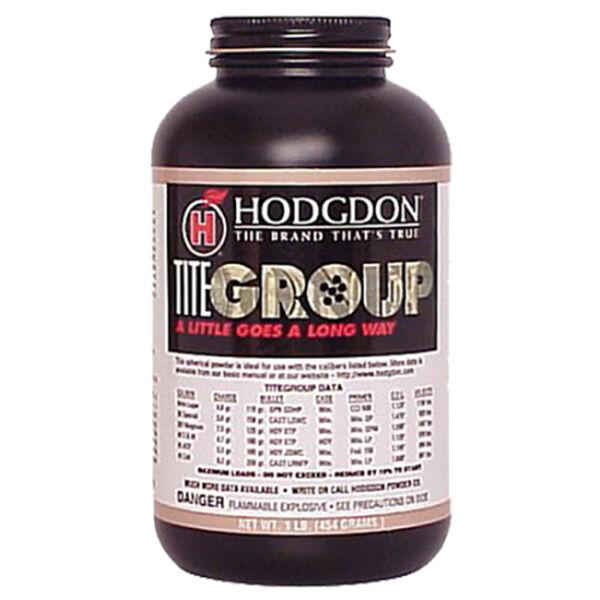 Hodgdon Titegroup Pistol Reloading Powder