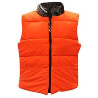 Gamehide Men's Deer Camp Reversible Waterproof Insulated Vest
