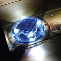 "Deck & Dock Lighting Solar Dock Light 1-1/2""H x 5"" Diameter"