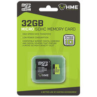 HME Products 32GB Micro SDHC Memory Card