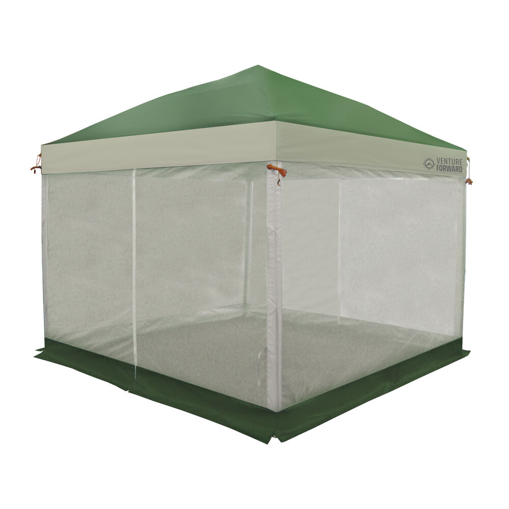 Guide series falcon convertible wall gazebo-760899 gander.