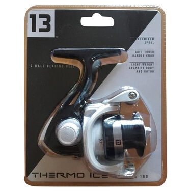 13 Fishing Thermo Ice Reel