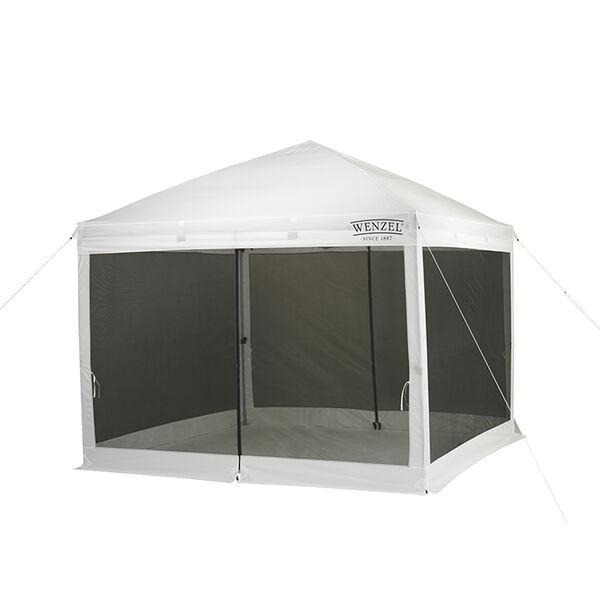 Wenzel 10' x 10' Straight-Leg Smartshade Screen House