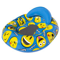 Airhead Emoji Gang Pool Float