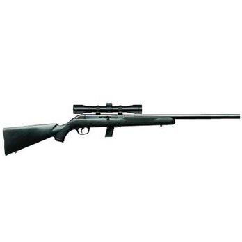 Savage Model 64 FVXP Rimfire Rifle Package