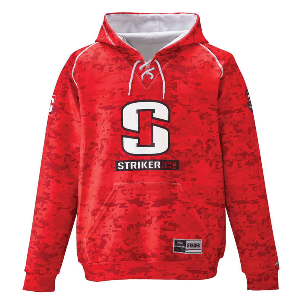 Striker ICE Men's Hockey Pullover Hoodie