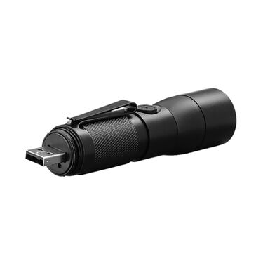 Coast HX5R Rechargeable Flashlight
