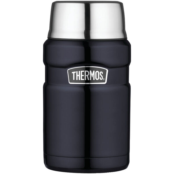 Thermos Stainless King 24-Oz. Vacuum-Insulated Stainless Steel Food Jar