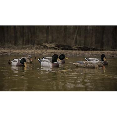 Higdon Magnum Mallard Foam Filled Flocked Heads
