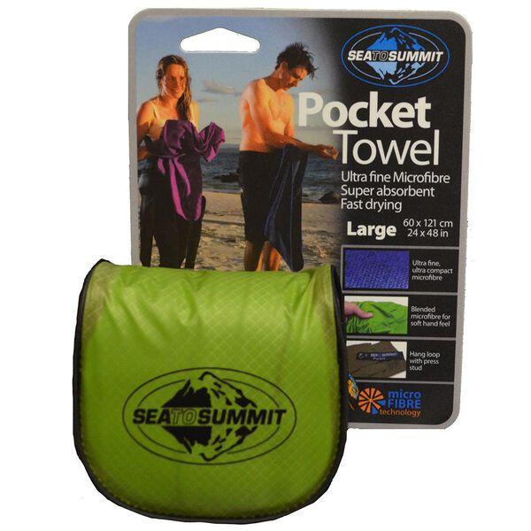 Sea to Summit Pocket Towel, Large