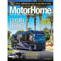 Motorhome Magazine, 1-Year Subscription