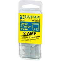 Blue Sea Systems ATO/ATC 2A Fuse (25 Pack)