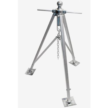 Alumilite Gooseneck Tripod Stabilizer