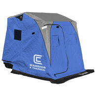 Clam Outdoors Warrior X Thermal Ice Shelter