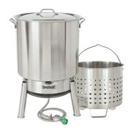 82 Quart Stainless Steam and Boil Kit