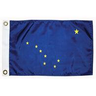 """Alaska State Flag, 12"""" x 18"""""""