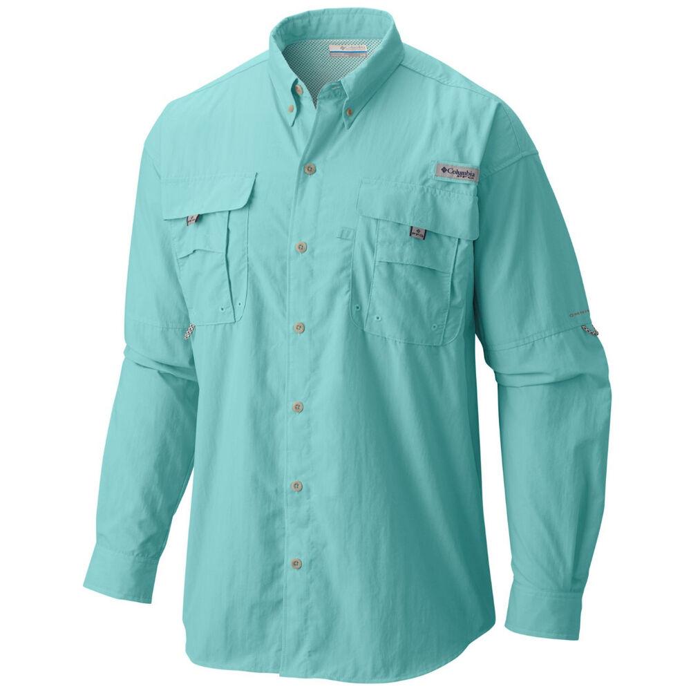 b7c61016 Columbia Men's PFG Bahama II Long-Sleeve Shirt | Gander Outdoors
