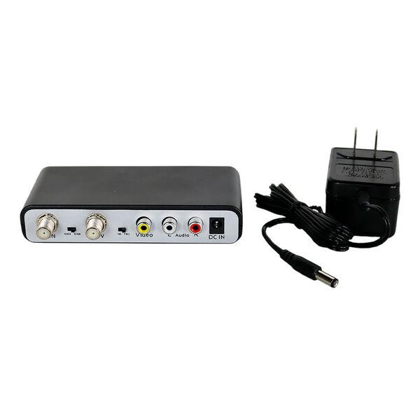 RF Modulator RCA-to-Coax
