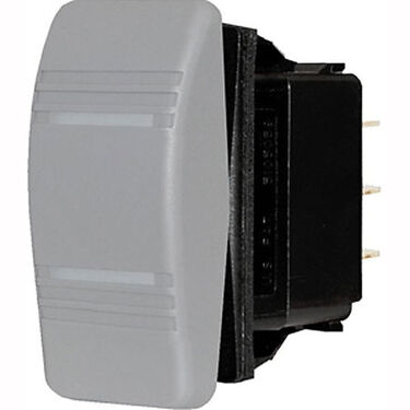 Blue Sea Systems Contura III Switch, DPDT ON-ON