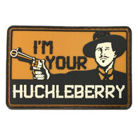 I'm Your HuckleBerry - Patch