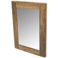Whitecap Teak Rectangular Mirror Frame