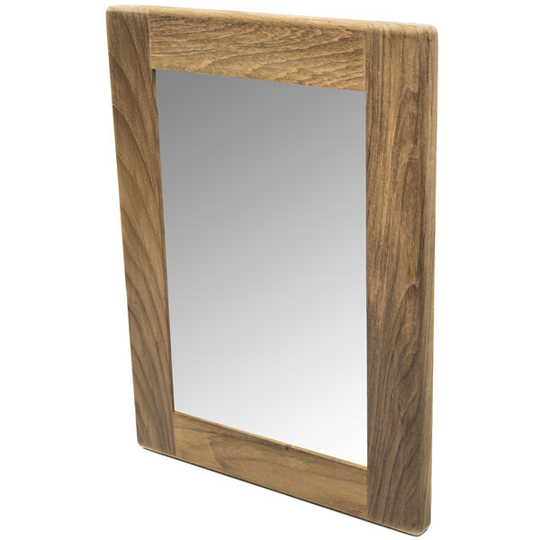 Whitecap Teak Teak Rectangular Mirror Frame