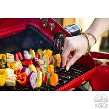 Easy Street Deluxe Cart Electric BBQ Grill